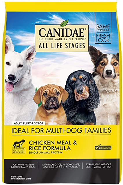 Canidae Chicken and Rice Review